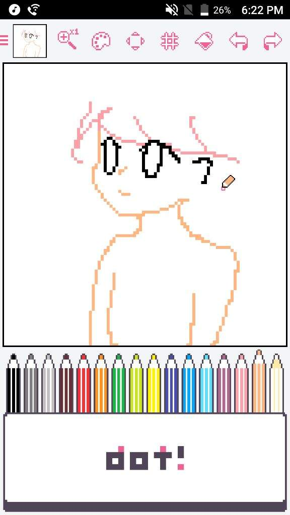 Glitchtale Bete Noire Ponytailbetty Pixel Art Undertale Amino