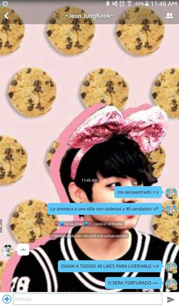 9709acd24 Kookie secuestrado •>• | Astral City [Roleplay] Amino