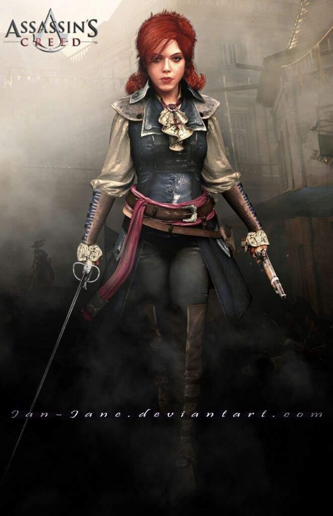 Élise de la Serre   Wiki Assassins Creed   FANDOM powered