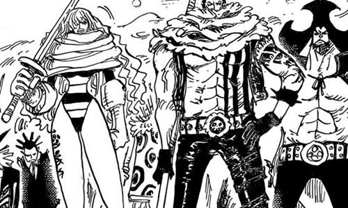 List of Synonyms and Antonyms of the Word: one piece manga