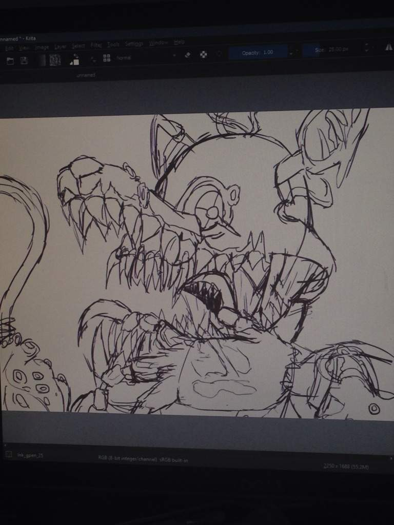 Twisted Foxy Five Nights At Freddy S Amino