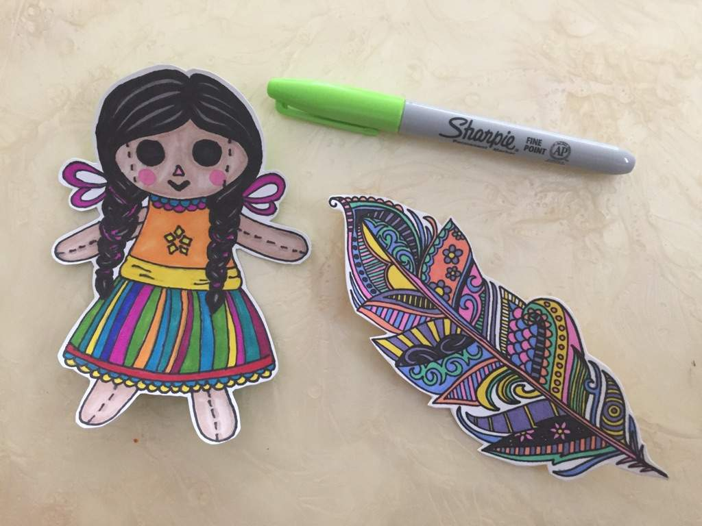Diy bookmarks books writing amino they were so easy to make you can do it yourself just draw or print whatever your heart is feeling color them i used sharpies and paste them on solutioingenieria Images