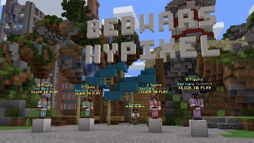 ツ Bed Wars Official Release Minecraft Amino