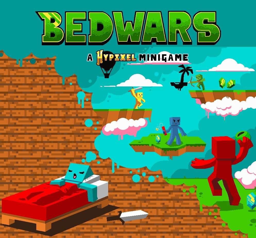 How to Play Minecraft Bed Wars images