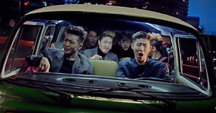 Resultado de imagem para kpop car mv