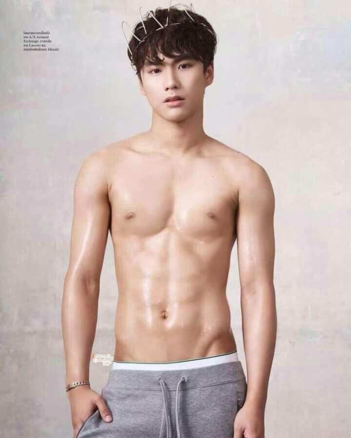Thai hot male