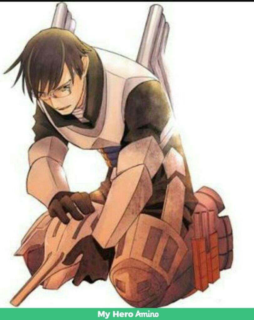 Everything Ther Is To Know About Iida Tenya My Hero