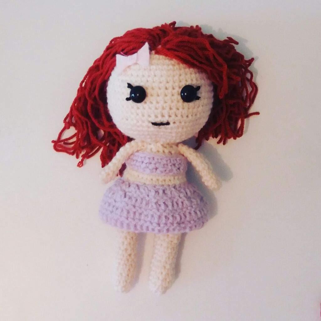 Crochet Amigurumi Doll CAL Ep1 - Head and Eyes - YouTube   1024x1024
