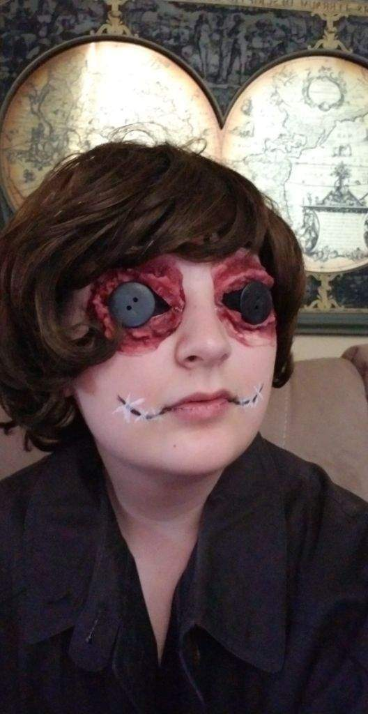 Wybie Coraline Cosplay Cosplay Amino