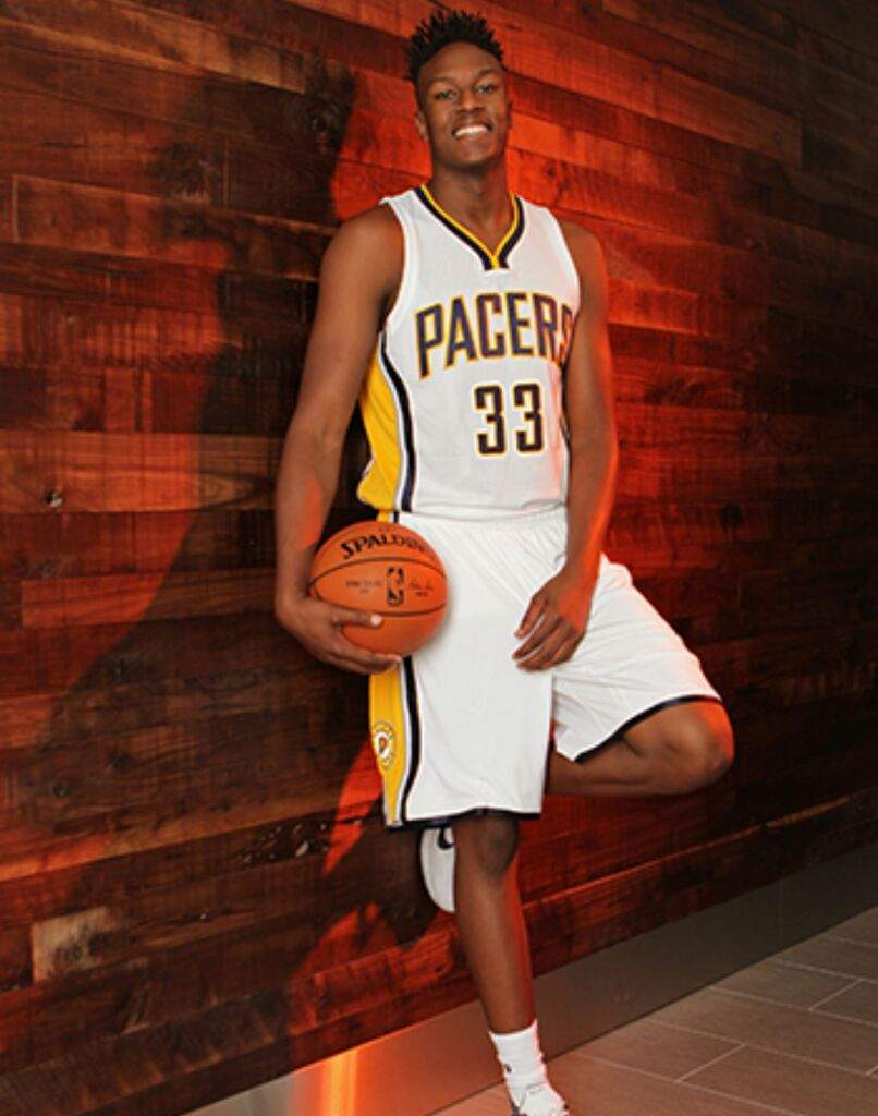 With Paul George gone, the Indiana Pacers now belong to 21