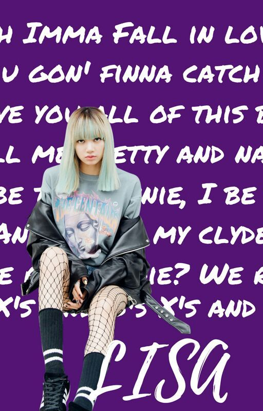 Lisa Blackpink Rap Lyrics