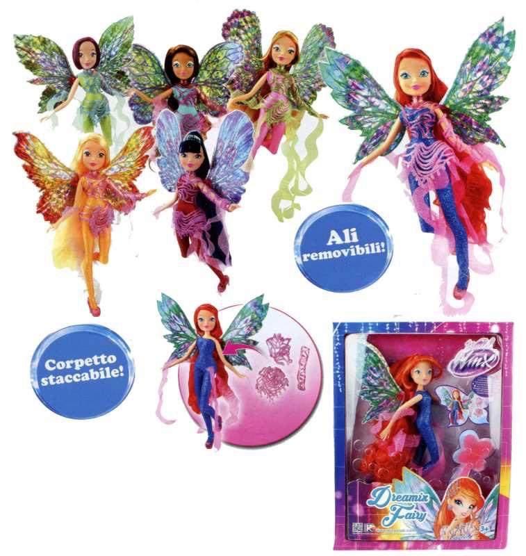 Výsledek obrázku pro World Of Winx doll