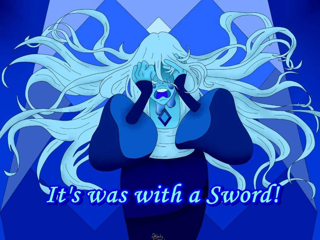 FanArt ☆ Diamante Azul ☆ The Trial ★