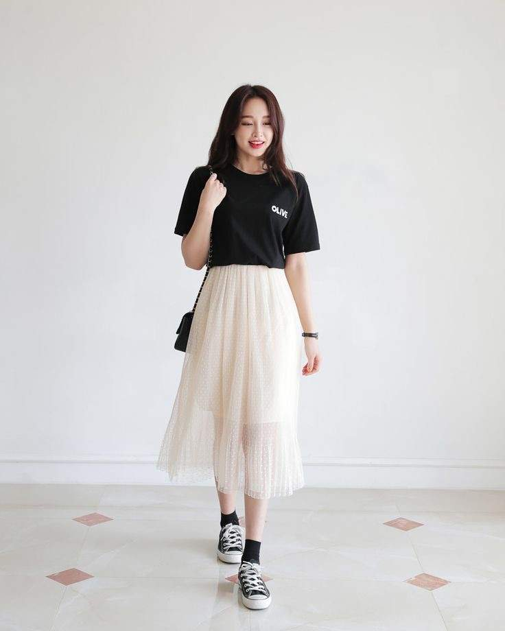 Jfashion Korean Style Plain Shirt Long SLeeve - Ummi. Source · Miss . Source · Qoo10 JFashion Brand search results by popularity Source · A black shirt with ...