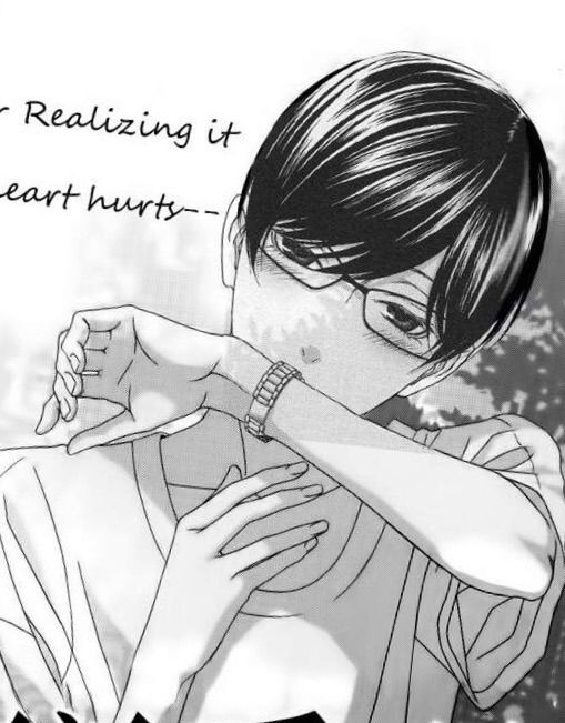 Would That Not Be The Case! (Yaoi Manga)
