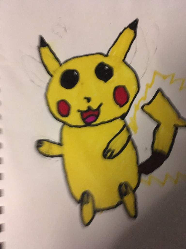 pikachu drawing pokémon amino