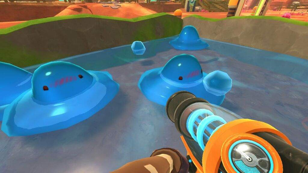 how to get rad slimes in slime rancher 0.4.0
