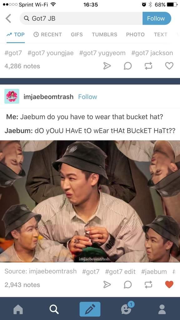 MemeMonday  JB s Bucket Hat  14960e33488
