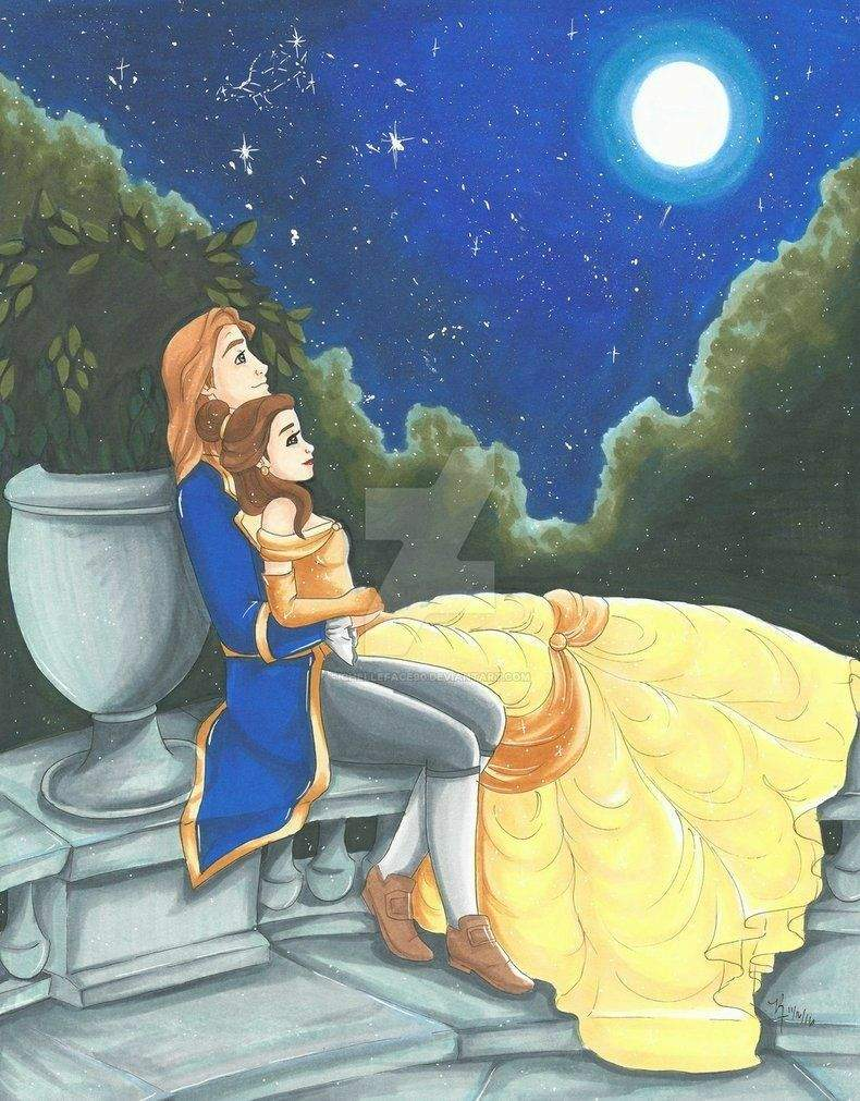 Belle And Adam Beauty And The Beast Amino
