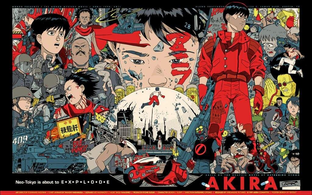 Wallpapers Full Hd Películas Akira Anime Amino