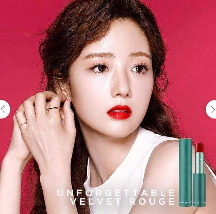 Bomi On Her First Makeup Cf Apink Amino