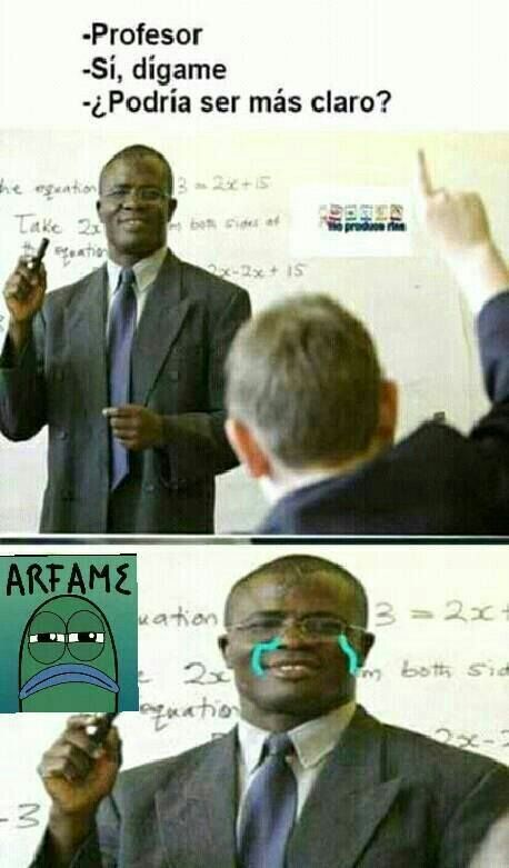 Si te ries vas al infierno 1 meme amino for Vas al