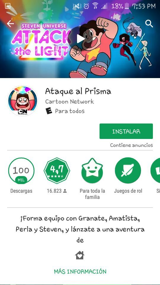 Como Descargar Ataque Al Prisma Steven Universe Español Amino