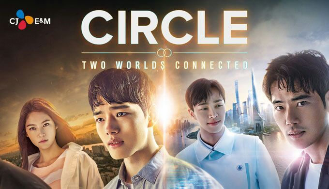 Image result for CIRCLE: TWO CONNECTED WORLDS