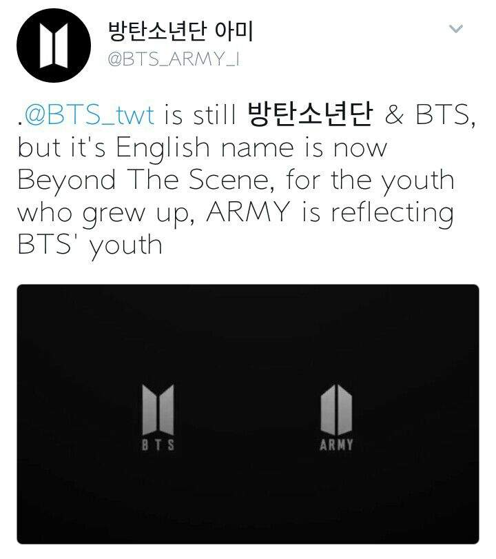Beyond The Scene–A New BTS Logo and A New Era 🔰 | J-Hope Amino