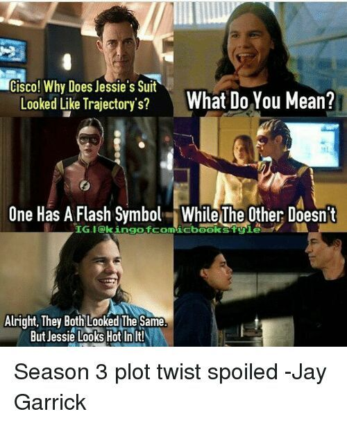 More Flash And Arrow Memes The Flash Amino
