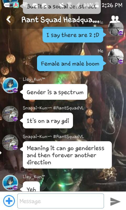 there are only 2 genders dank memes amino