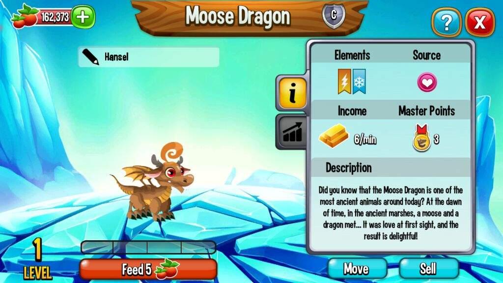 Welcome Hansel The Moose Dragon Dragon City Amino
