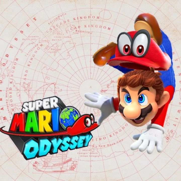 SUPER MARIO ODYSSEY HYPE   Nintendo Switch! Amino