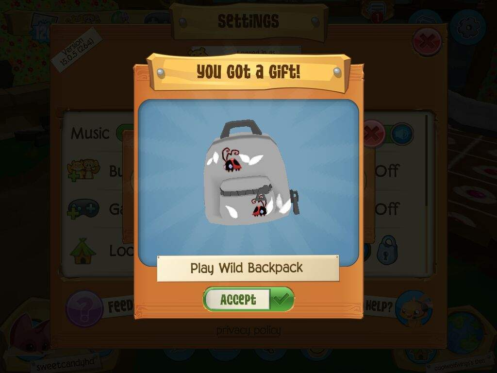 How To Get Backpacks In Animal Jam - CEAGESP