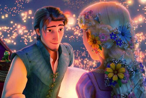 Story Of Flynn Rider And Tangled Disney Amino