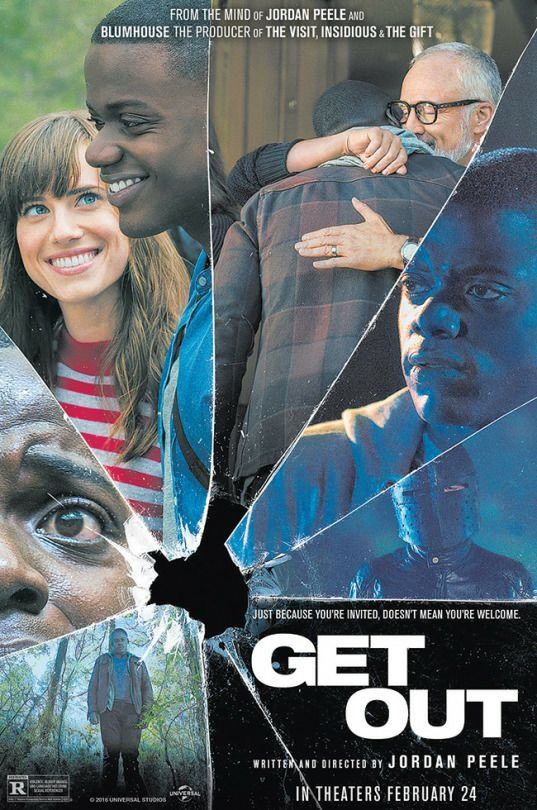 Get Out (Movie Review) | Horror Amino