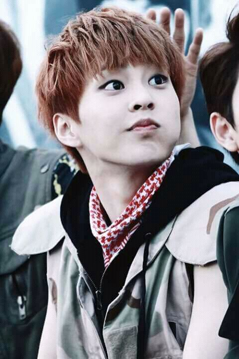 Image result for xiumin cute