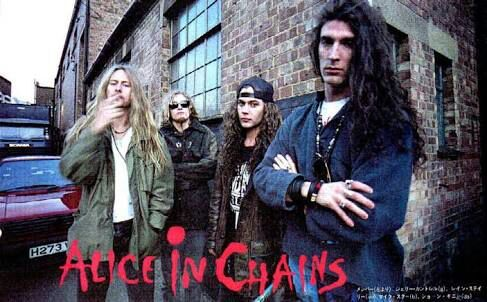 Alice in Chains | Wiki | Muv Rock & Metal Amino