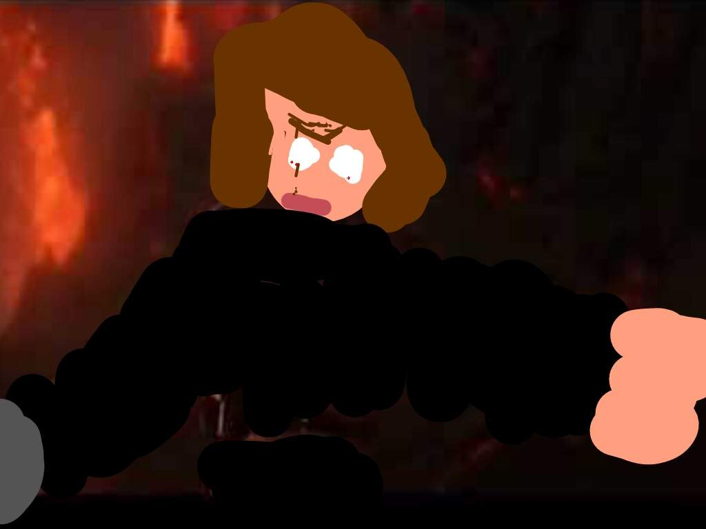 Star Wars Theory What If Anakin Had The High Ground Star Wars Amino