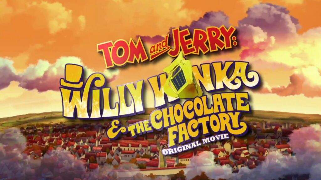 Tom And Jerry: Willy Wonka And The Chocolate Factory Review
