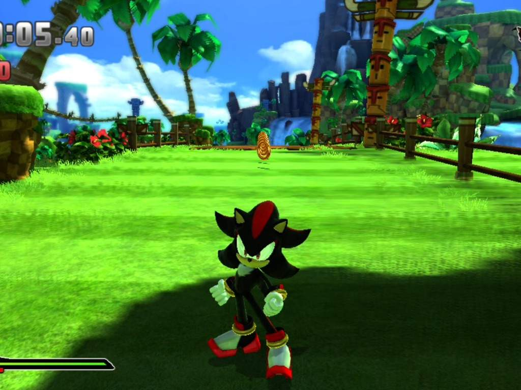Generations Mod Review: Shadow | Sonic the Hedgehog! Amino