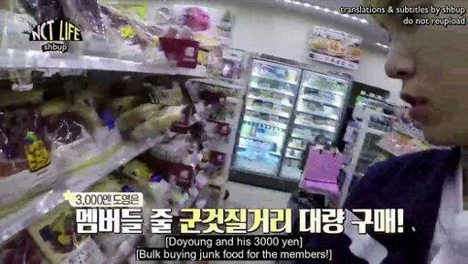 ENG] NCT LIFE OSAKA 15화 / EP 5 (3/3) - Video Dailymotion   NCT