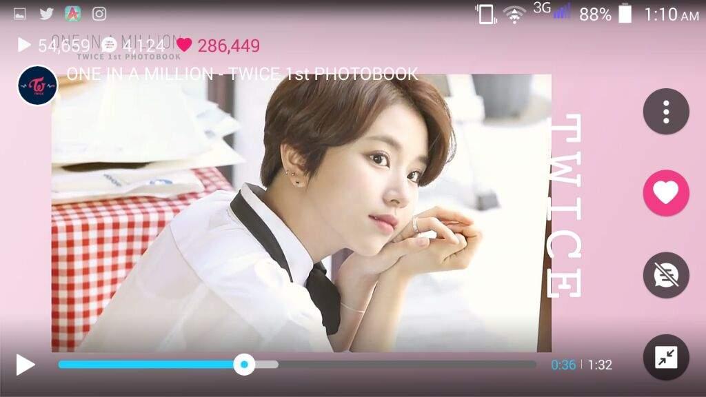 One In A Million Twice 1st Photobook K Pop Amino