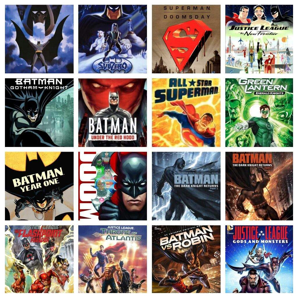 🎬Top 10 DC Movies   Comics Amino