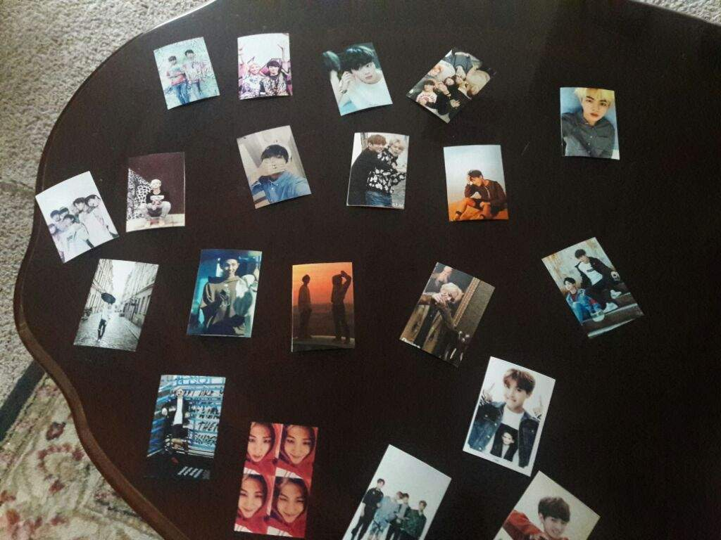 How To Make 100+ BTS Photo Cards Under $5   ARMY's Amino