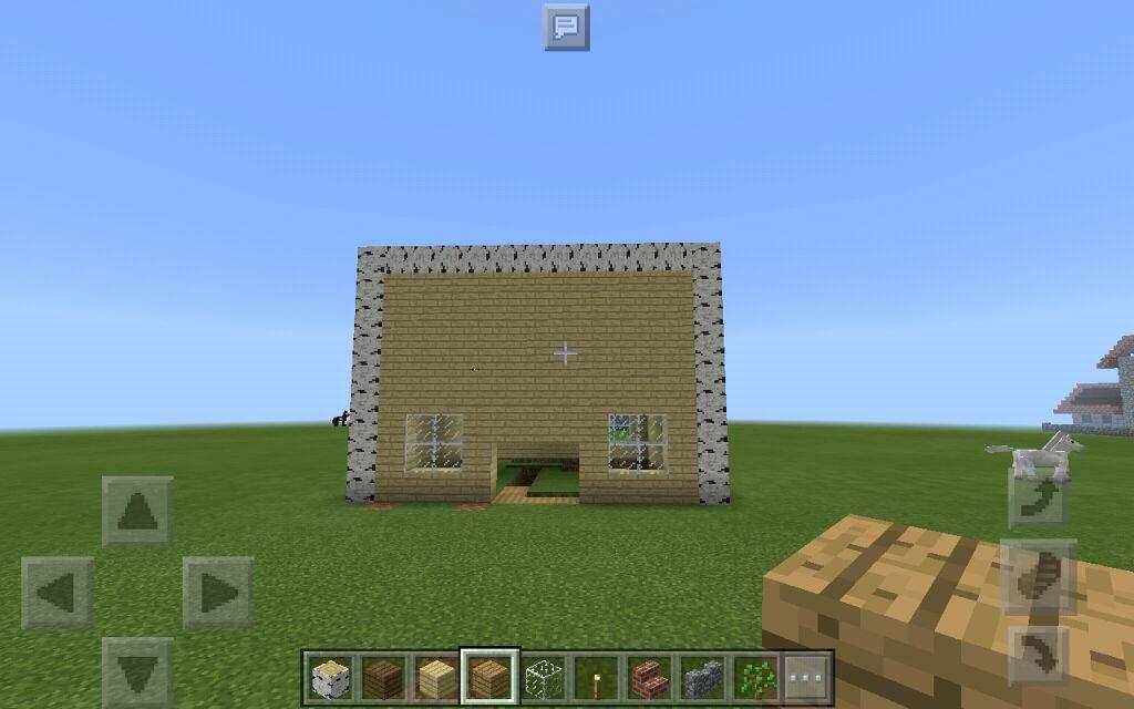 Birch House Minecraft Amino