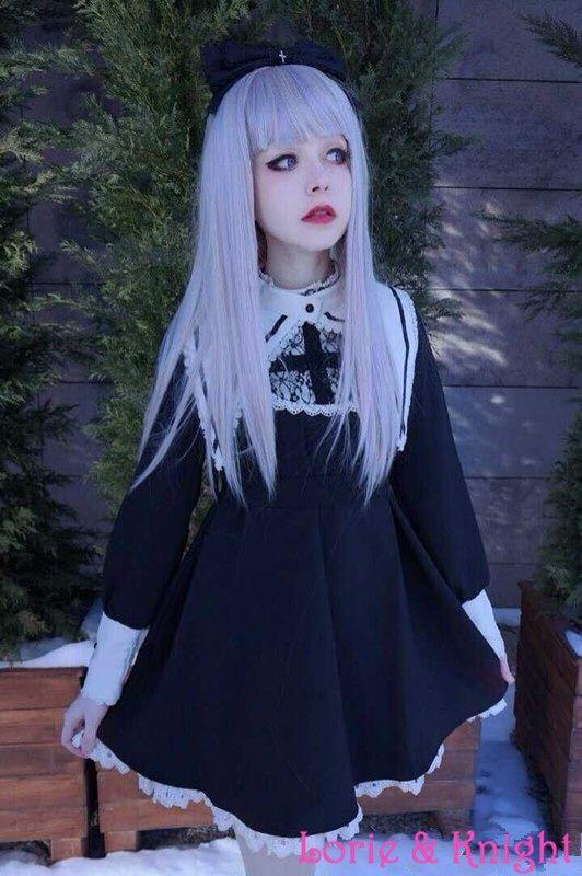 lolita types goth lolita fashion amino
