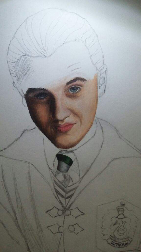 Draco Malfoy Pencil Art Harry Potter Amino