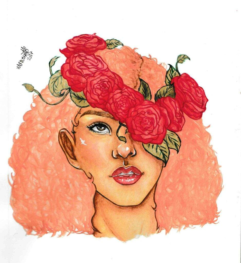 Flower Crown Art Amino