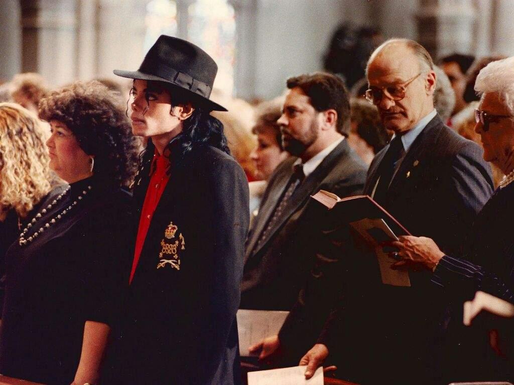 Historia de Michael Jackson y Ryan White✨ | Michael Jackson En ...